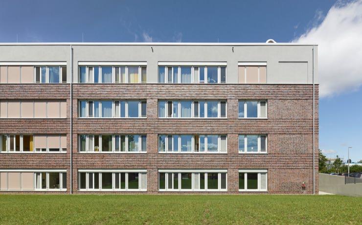 Regiehaus auf der Bult Hannover